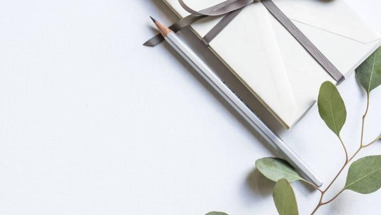 S'écrire une lettre à soi pour dans le futur