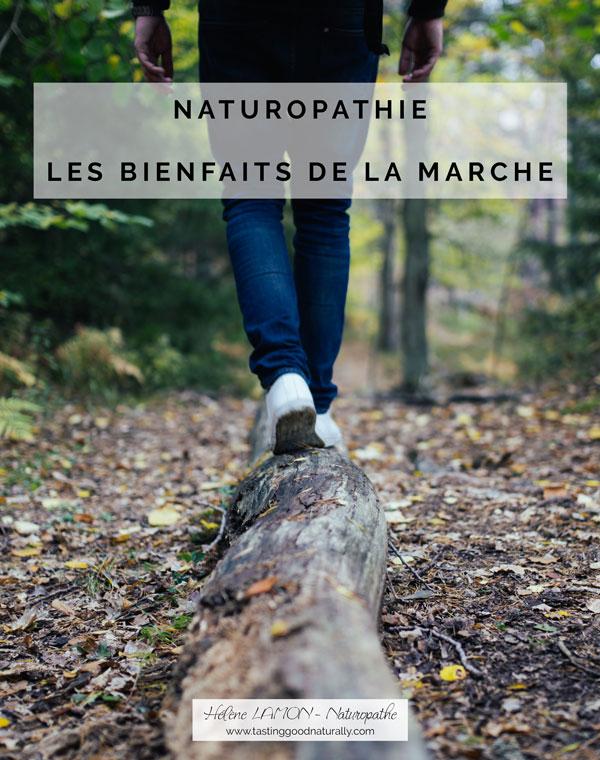Tasting Good Naturally : Aujourd'hui, pour faire suite à mon article sur la promenade en forêt, j'ai eu envie de vous parler des bienfaits de la Marche en Naturopathie.