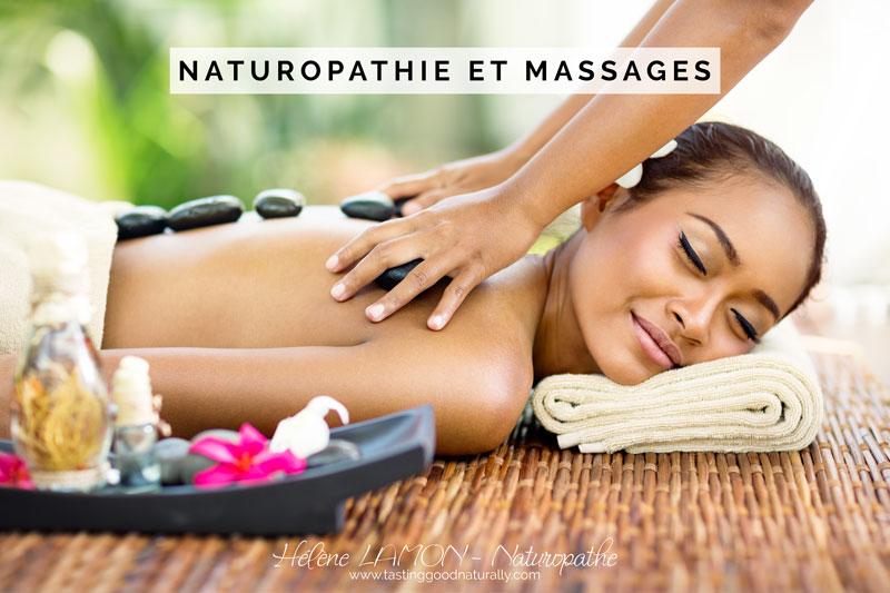 Tasting Good Naturally : Aujourd'hui, nous allons parler de comment prendre soin de son corps en Naturopathie mais également des massages et du brossage à sec…