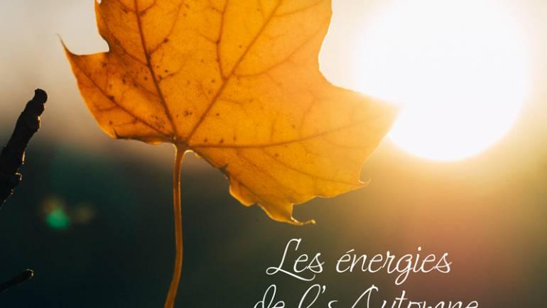 Énergies de l'Automne