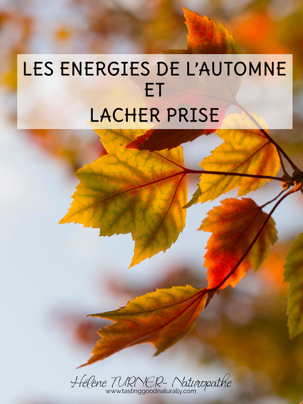 Hélène TURNER - Naturopathe : Aujourd'hui, je vous parle des énergies de l'automne et je fais le lien entre les saisons et la Naturopathie.