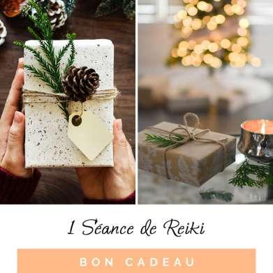 Bon Cadeau 1 Séance de Reiki