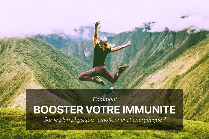 Hélène TURNER - Conseillère Naturopathe et Elixirs Floraux, Praticienne Reiki : Venez découvrir l'atelier en ligne Booster votre immunité