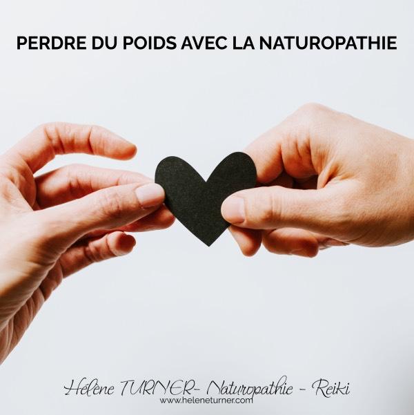 Hélène TURNER : Naturopathie - Reiki : Perdre du poids avec la Naturopathie + Ebook «Le Poids des Emotions».